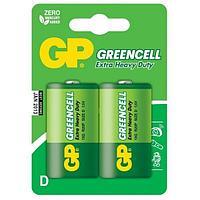 Batarea GP 13G-UE2 Greencell LR20 (2 шт)