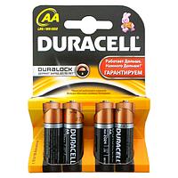 Batarea DURACELL LR-06 alkaline (4 шт) (штрхкд 536)*