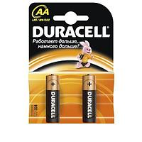 Batarea DURACELL AA alkaline (2 шт) (шк 163)