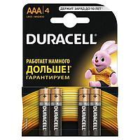 Batarea DURACELL LR-03 alkaline (4 шт) (штрхкд 543)