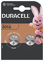 Batarea DURACELL 2016 2 BL alkaline (штрхкд 893)