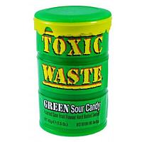 Леденцы TOXIC WASTE зеленая банка 42грх12х12