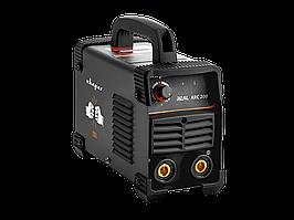 Сварочный инвертор REAL ARC 200 (Z238N) Black