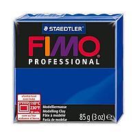 Масса для лепки Fimo professional  ultramarine 85g