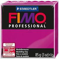 Масса для лепки Fimo professional  magenta 85g