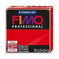 Масса для лепки Fimo professional  red 85g