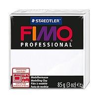 Масса для лепки Fimo professional  white 85g