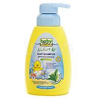 Babyline:  Шампунь для младенцев с маслом чайного деревас дозатором 250 мл