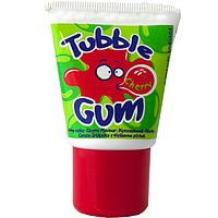 "Жевательная резинка Lutti Tubble Gum ""Cherry"" 1 шт  Франция"