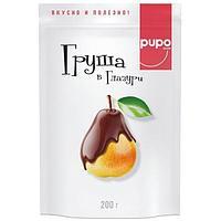 PUPO Груша в шоколадной глазури 200г