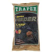 Прикормка Traper Feeder Series Карп, вес 1кг