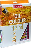 Набор масляных красок Art Creation, 24*12 мл.