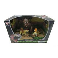 XGL: Набор динозавров 3 шт. Серия H