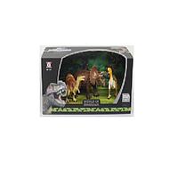 XGL: Набор динозавров 3 шт. Серия K