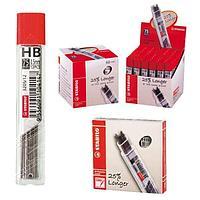 Грифели HB для карандашей механических