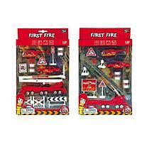 """XinYu: Игровой набор """"Пожарная служба"""" 10 предметов в ассортименте"""
