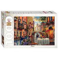 "Step Puzzle: Пазлы ""Доминик Дэвисон. Венеция"" (Art Collection) 1000эл."