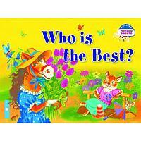 Владимирова А. А.: Кто самый лучший?  Who is the Best?