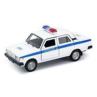 Welly: 1:34-39 LADA 2107 Полиция