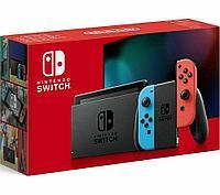 Игровая консоль Nintendo Switch Neon Red/Neon Blue