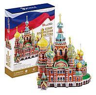 CubicFun: Собор Воскресения Христова (Россия) Пазл 3D