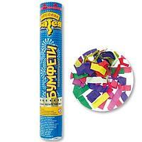 Веселая затея: Хлопушка Бумфети 20см конфетти бумага