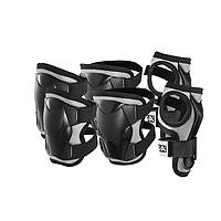 Stiga: Комплект защиты Comfort JR, р-р M (6-9 лет), черный