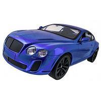 MZ: Радиоуправляемая машинка Bentley Continental GT на пульте управления, 1:24