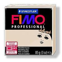 Масса для лепки Fimo professional  beige 85g