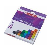 Набор сухой мягкой пастели Talens Art Creation, 24цв, картон