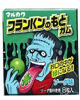 Жевательная резинка Marukawa Monsters Franken 13г.