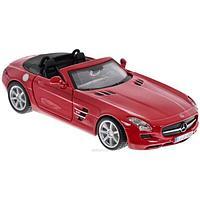BBURAGO: 1:32 MERCEDES BENZ SLS AMG Cabrio, в асс
