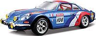 BBURAGO: 1:24 Alpine Renault A110 1600S