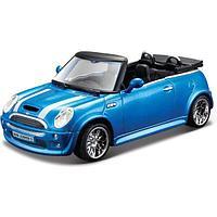 BBURAGO: 1:32 Mini Cooper S Cabriolet