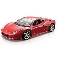 BBURAGO: 1:24 Ferrari 458 Italia