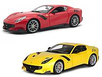 BBURAGO: 1:24 Ferrari F12tdf