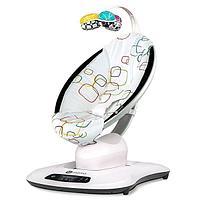 MamaRoo: Кресло-качалка 4.0 мульти плюш