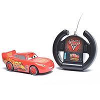 """Disney: Машинка на радиоуправлении """"Тачки 3: Молния Маккуин"""" 13 см"""
