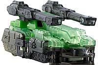 Screechers Wild: Машинка-трансформер Крокшок, зеленый
