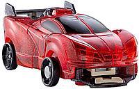 Screechers Wild: Машинка-трансформер Ревадактиль, красный