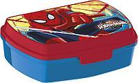 "Marvel: Ultimate Spider-Man. Ланч-бокс ""Red Webs"" 17х14х5,6см"