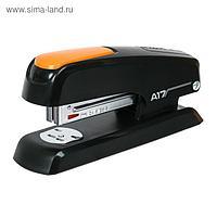 Степлер №24-26/6, до 25 листов, Maped Essentials, черно-оранжевый