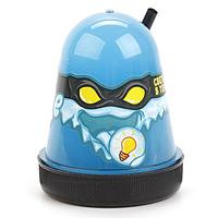 """Слайм """"Ninja"""" светится в темноте, синий 130 г."""
