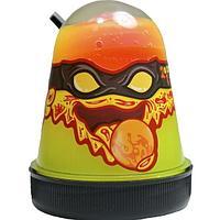"""Слайм """"Ninja"""" 2 в 1 желтый и красный 130 г."""