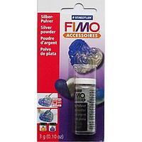 Инструменты Fimo пудра (серебро)