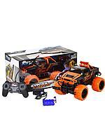 HB: Радиоуправляемая машинка внедорожник на пульте управления, оранжевый, 1:16