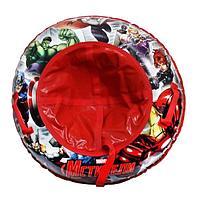 1toy: Тюбинг - надувные сани Marvel Avengers, 85см