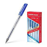 Ручка шариковая ErichKrause® ULTRA-10, цвет чернил синий