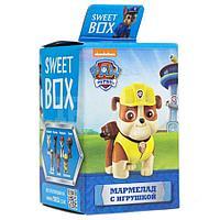 "Sweet Box Мармелад с игрушкой ""Paw Patrol"""