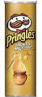 Чипсы Pringles Honey Mustard (медовая горчица) 158г